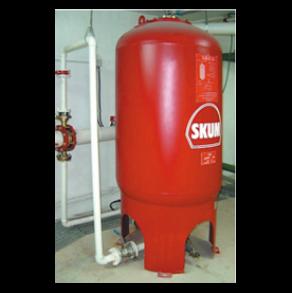 Бак-Дозатор Skum MTB-V (вертикальный)