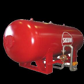 Бак-Дозатор Skum MTB-H (горизонтальный)